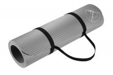 Gymnastikmatte Professional 180 mit Ösen, 1 cm dick